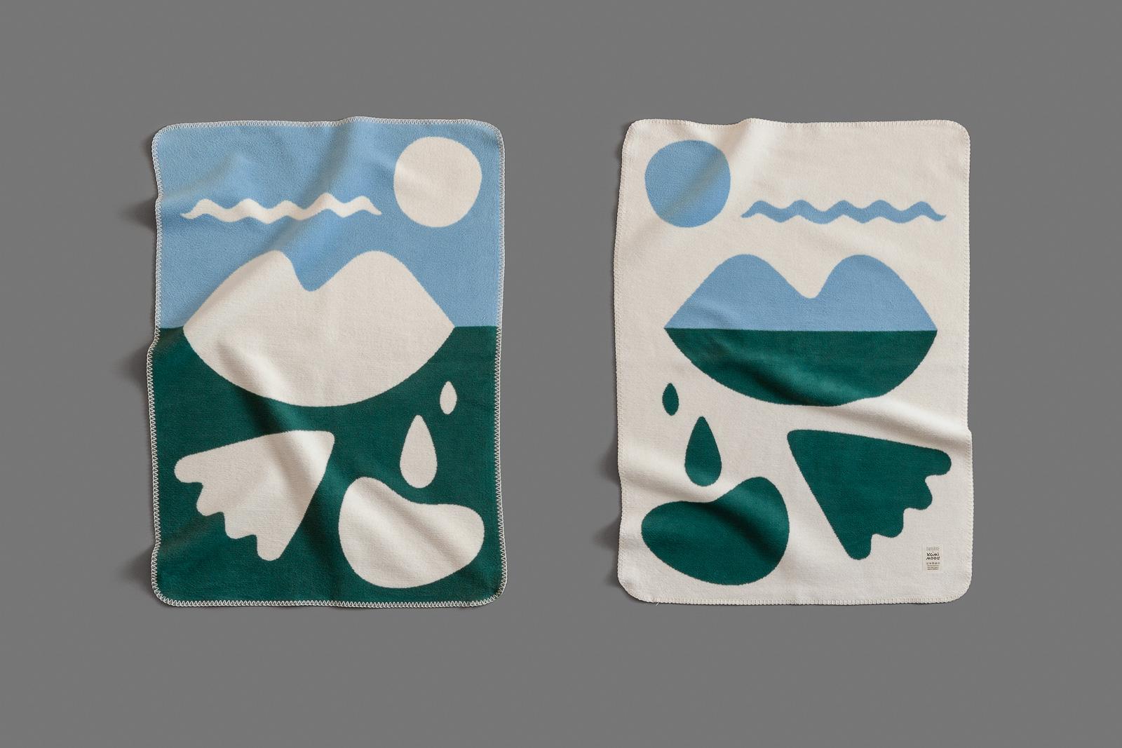 """Detailansichten Decken: """"Capri"""""""